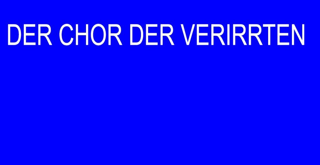 DER CHOR DER VERIRRTEN / Eine arabisch-deutsche Lesung mit Berliner Dichterinnen und Dichtern aus Syrien, Ungarn und Deutschland / 8. März,  20 Uhr