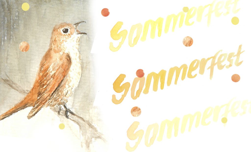 Sommerfest / Sonntag, 8. Juli, ab 14 Uhr