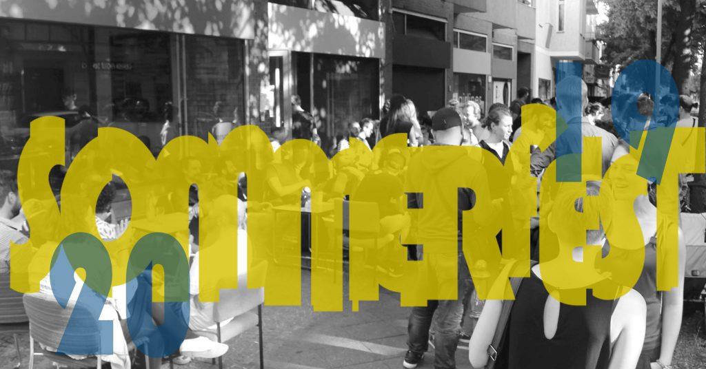 SOMMERFEST /Samstag, 22. Juni, ab 14 Uhr