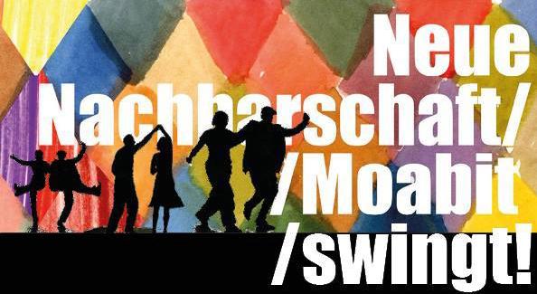 Neue Nachbarschaft/Moabit swingt am 22. Oktober