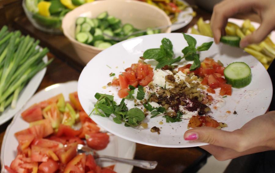 Frühstück bei Mazen @ Neue Nachbarschaft/Moabit, jeden Sonntag