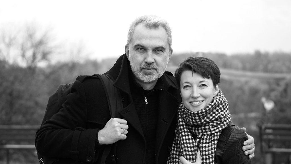 Julia Cimafiejeva und Alhierd Bacharevič / Lesung / Dienstag, 28. Januar, 20 Uhr