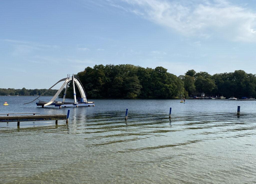 Strandbad Tegelsee / Tag der offenen Türe / 3. und 4. Oktober 2020