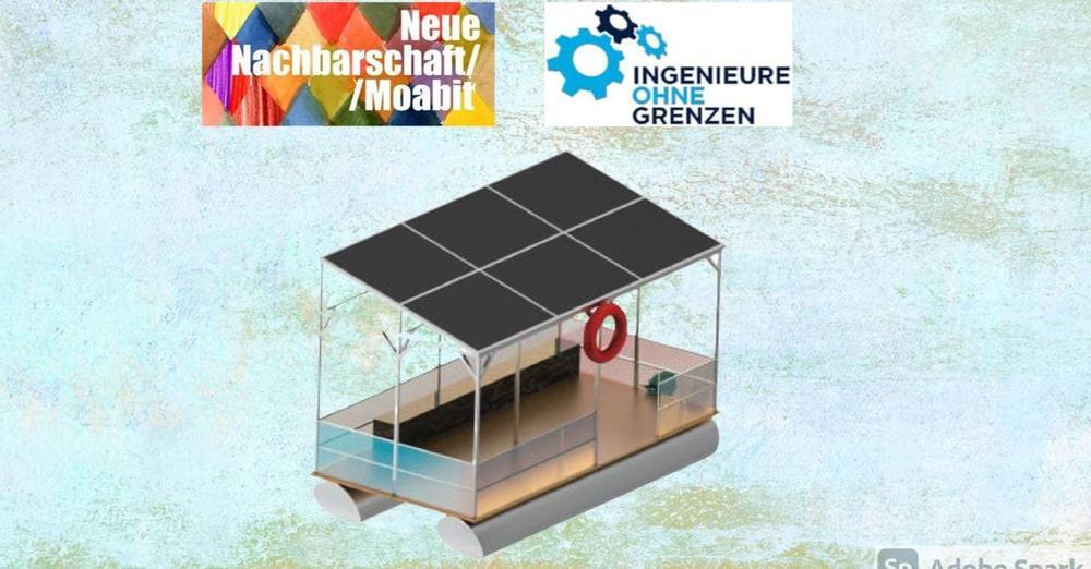 Mit Solarenergie über den Tegelsee / Wir bauen ein Solarboot