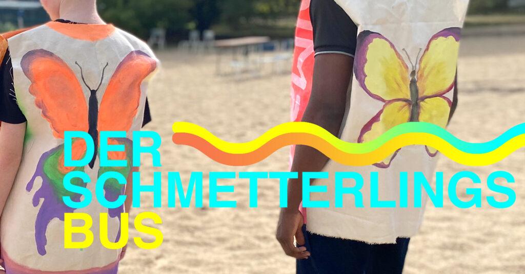 Der Schmetterlingsbus: Eine Magic Bus Tour ins Strandbad Tegelsee! / 24. und 25. September