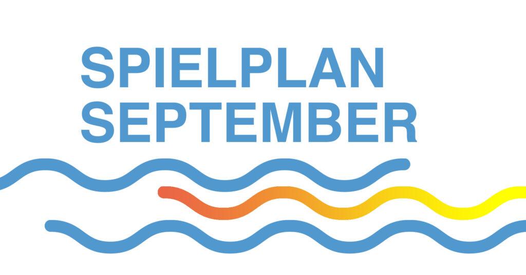 Strandburgtheater Tegelsee / Spielplan September 2021